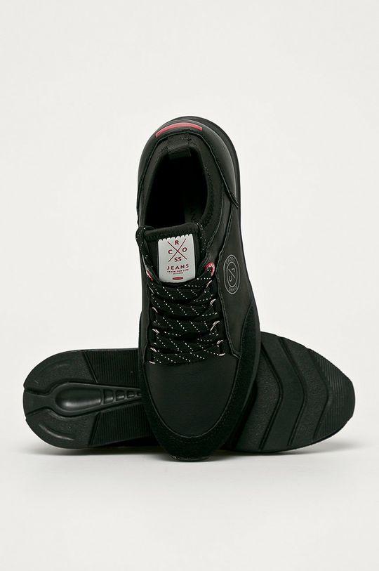 fekete Cross Jeans - Cipő