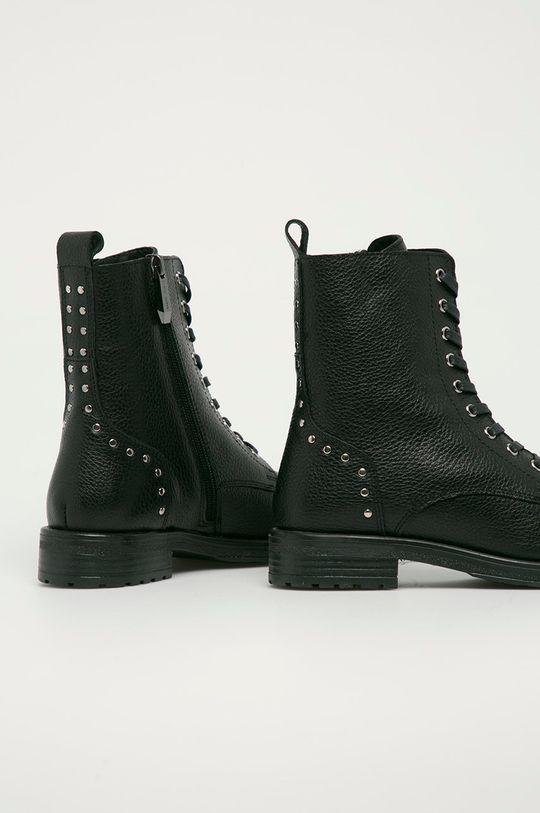 Kazar Studio - Kožené kotníkové boty  Svršek: Přírodní kůže Podrážka: Umělá hmota Vložka: Ovčí kůže