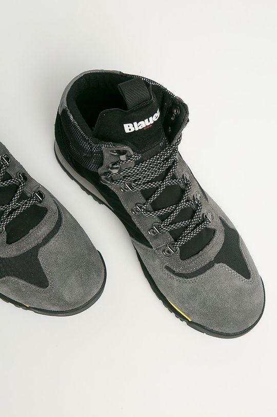 negru Blauer - Pantofi