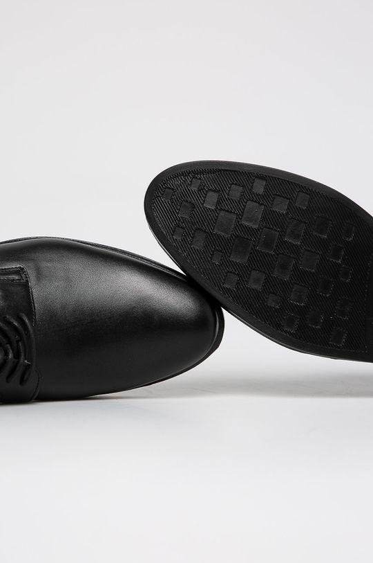 negru Wojas - Pantofi de piele