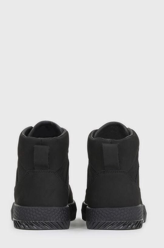 Kazar Studio - Kožená obuv sivá