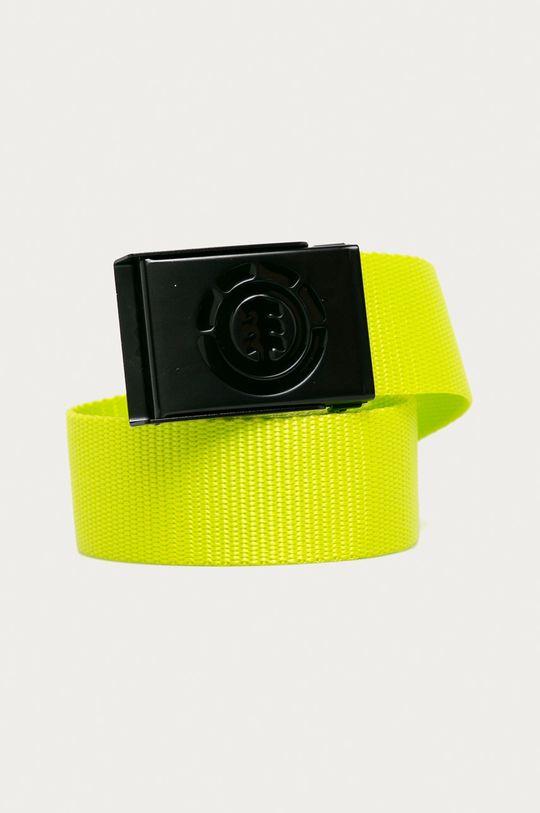 galben – verde Element - Curea De bărbați