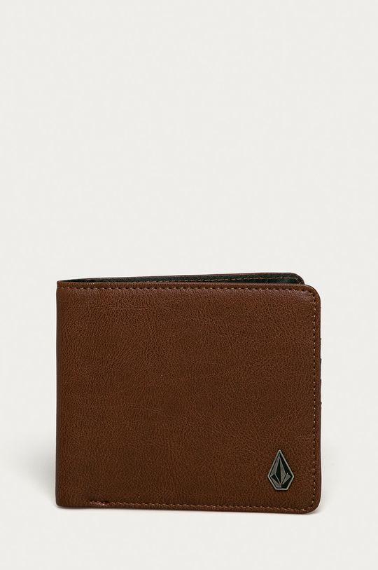 hnedá Volcom - Peňaženka Unisex
