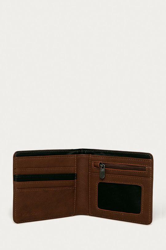 Volcom - Peňaženka hnedá