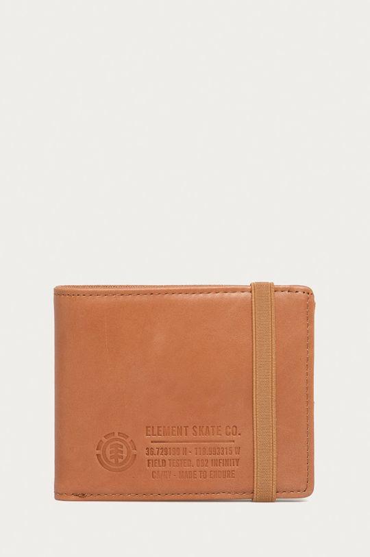 culoarea tenului Element - Portofel de piele Unisex