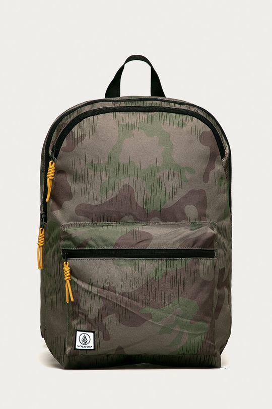 брудно-зелений Volcom - Рюкзак Unisex