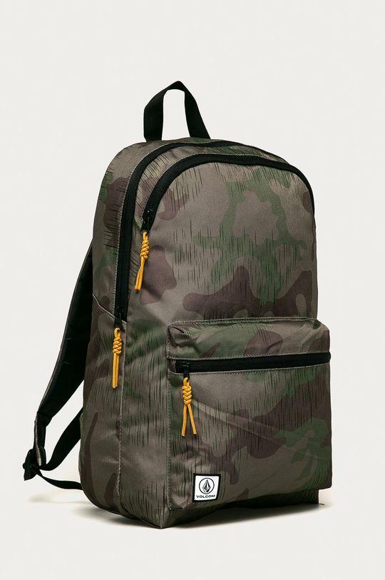 Volcom - Рюкзак брудно-зелений