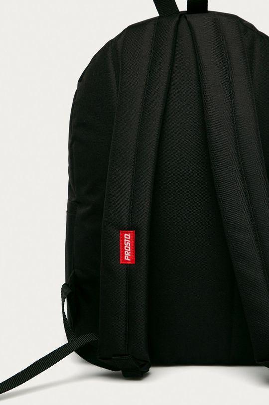 czarny Prosto - Plecak