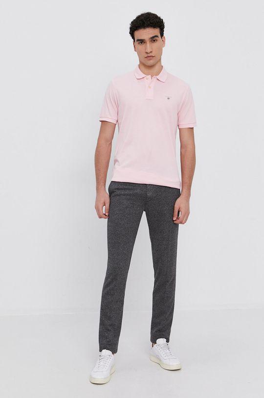 Gant - T-shirt/polo 2201 růžová