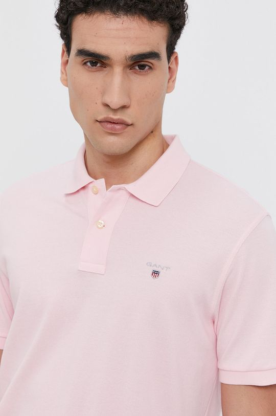růžová Gant - T-shirt/polo 2201