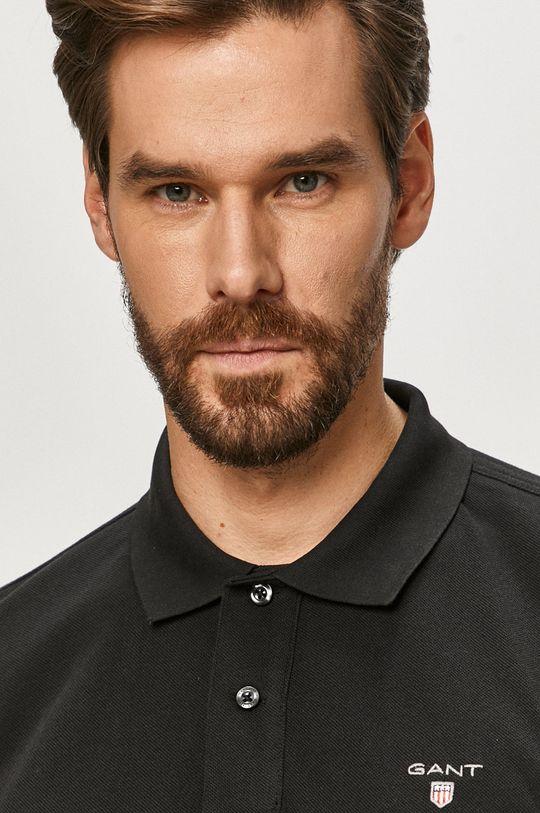 čierna Gant - Polo tričko