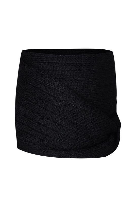 negru Broel - Fular circular copii De băieți