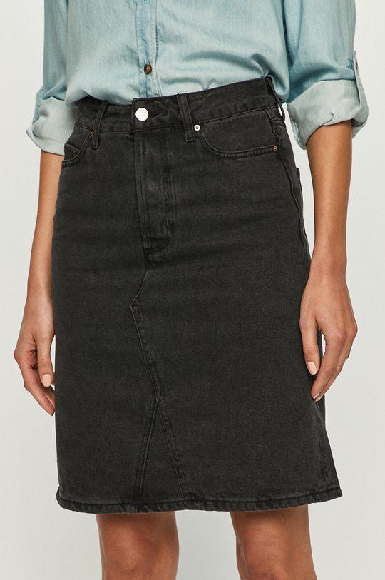 szürke Cross Jeans - Farmer szoknya Női