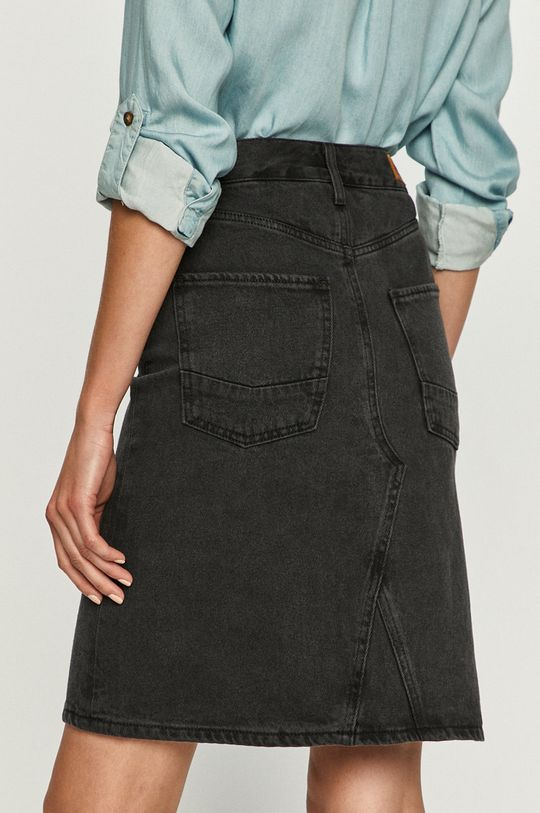 Cross Jeans - Farmer szoknya  100% pamut