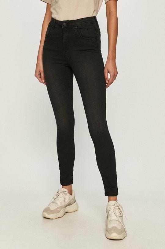 czarny Cross Jeans - Jeansy Judy Damski