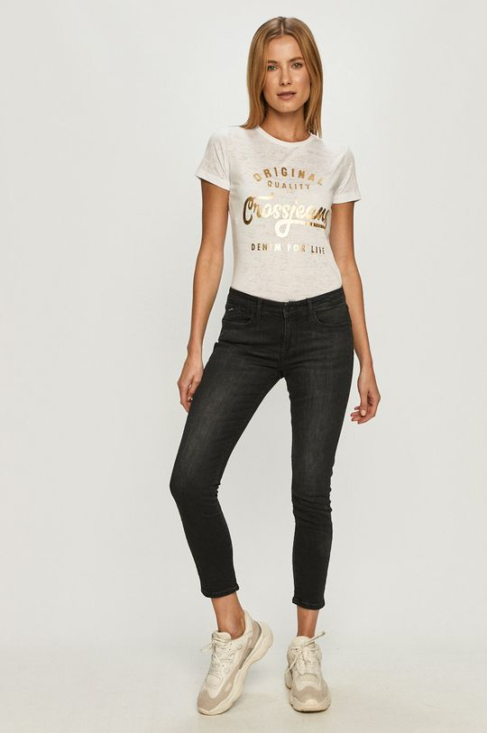 Cross Jeans - Rifle Alyss sivá