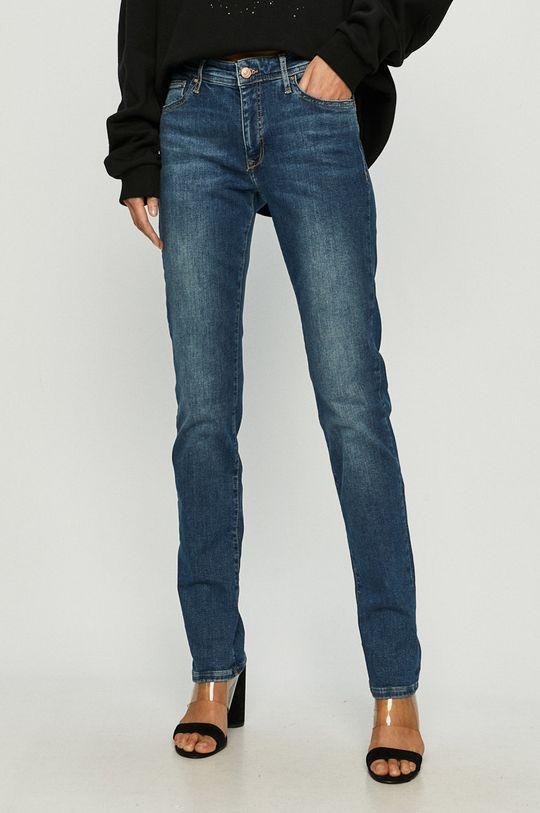 tmavomodrá Cross Jeans - Rifle Anya Dámsky