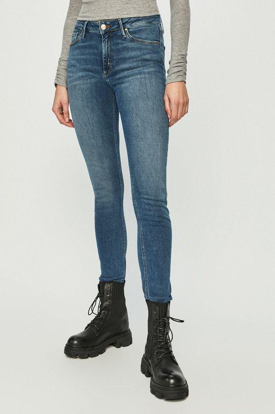 albastru Cross Jeans - Jeansi Alan De femei