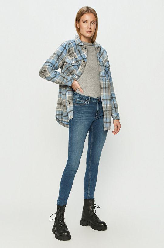Cross Jeans - Jeansi Alan albastru