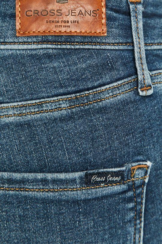 albastru Cross Jeans - Jeansi Alan