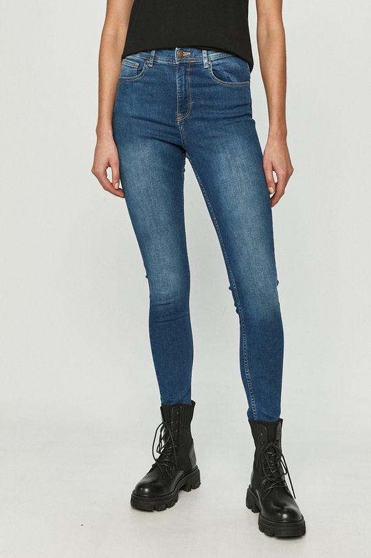 niebieski Cross Jeans - Jeansy Judy Damski