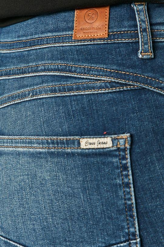 niebieski Cross Jeans - Jeansy Judy