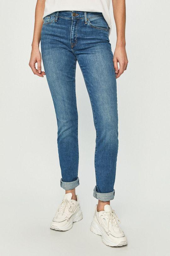 granatowy Cross Jeans - Jeansy Anya Damski