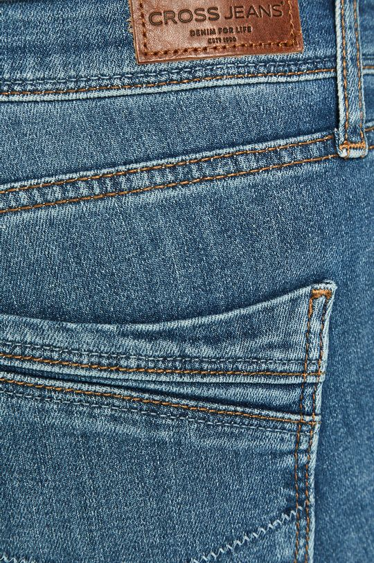 tmavomodrá Cross Jeans - Rifle Anya