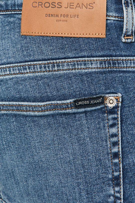 modrá Cross Jeans - Džíny Trammer
