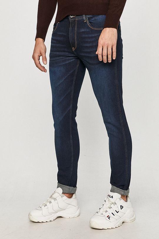námořnická modř Cross Jeans - Džíny Blake Pánský
