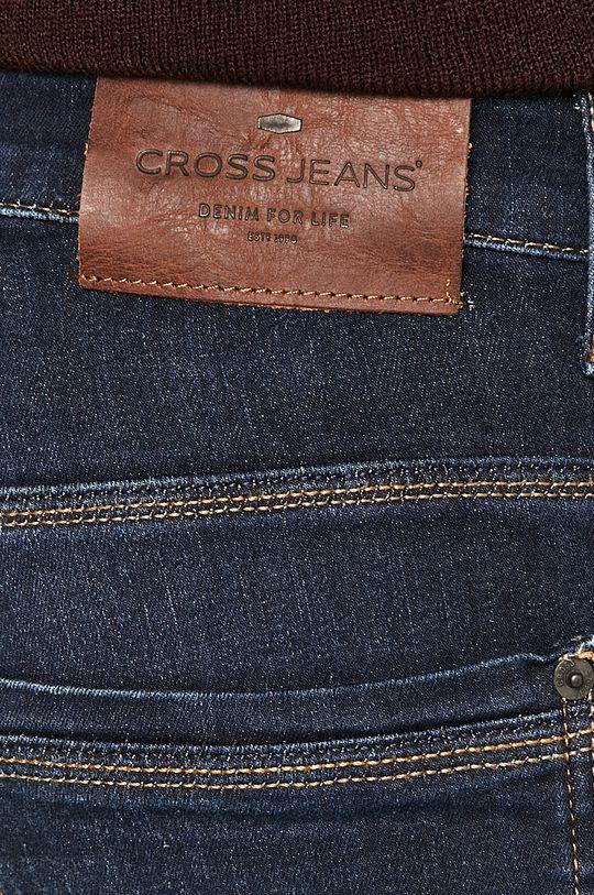 námořnická modř Cross Jeans - Džíny Blake
