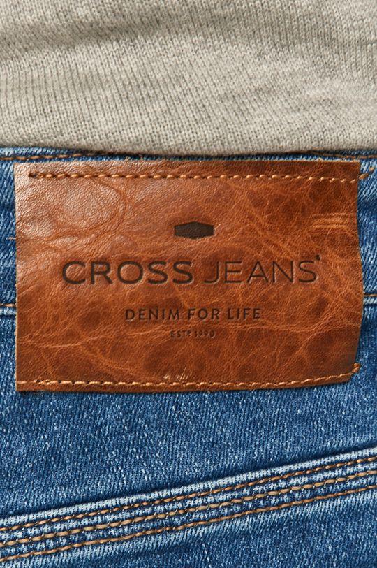 granatowy Cross Jeans - Jeansy Jack