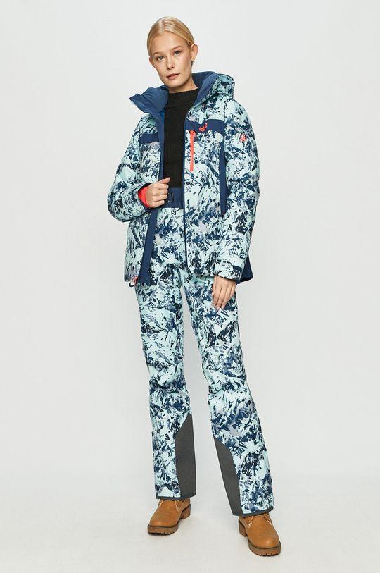 Jack Wolfskin - Spodnie jasny niebieski
