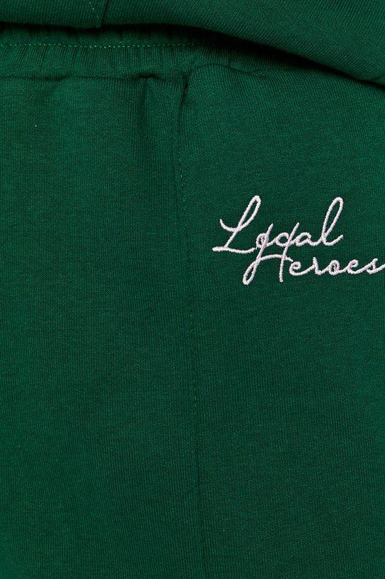 sýto zelená Local Heroes - Nohavice