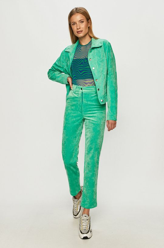 Local Heroes - Spodnie zielony