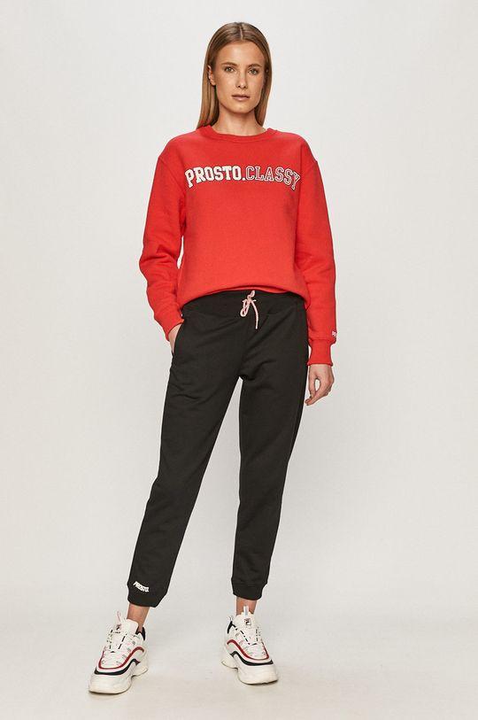 Prosto - Kalhoty černá