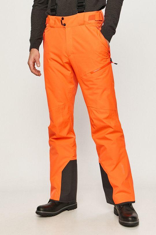 pomarańczowy Jack Wolfskin - Spodnie snowboardowe Męski