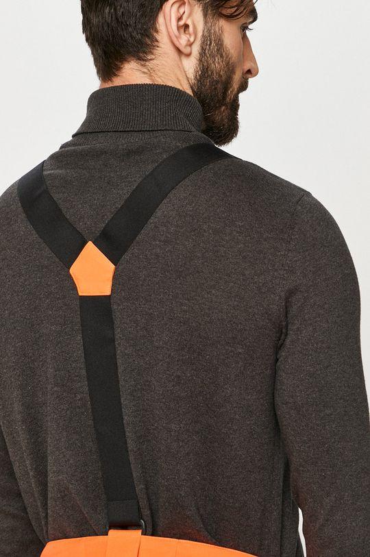 pomarańczowy Jack Wolfskin - Spodnie snowboardowe