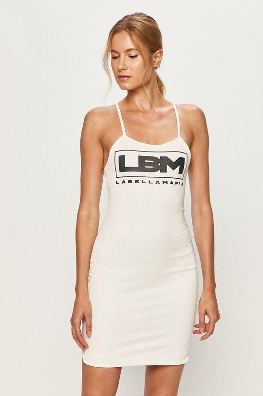 biały LaBellaMafia - Sukienka Damski