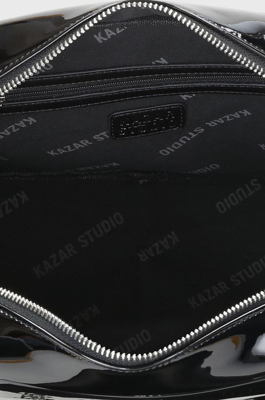 černá Kazar Studio - Kožená kabelka