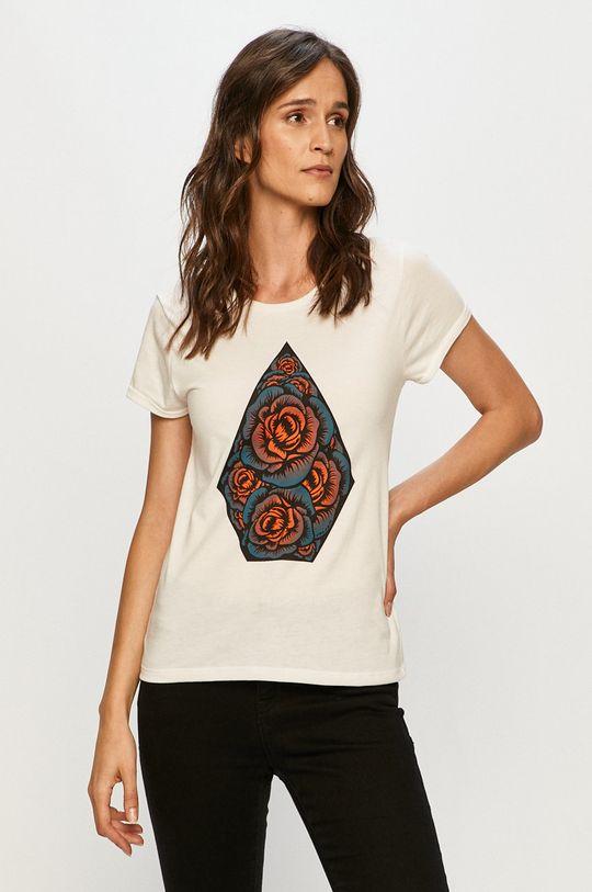 biela Volcom - Tričko