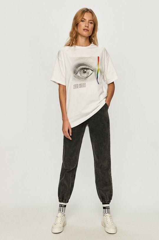 Local Heroes - T-shirt fehér