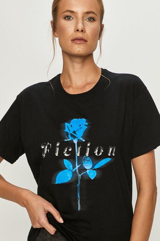 fekete Local Heroes - T-shirt