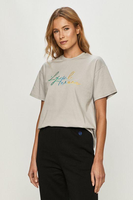 szürke Local Heroes - T-shirt Női