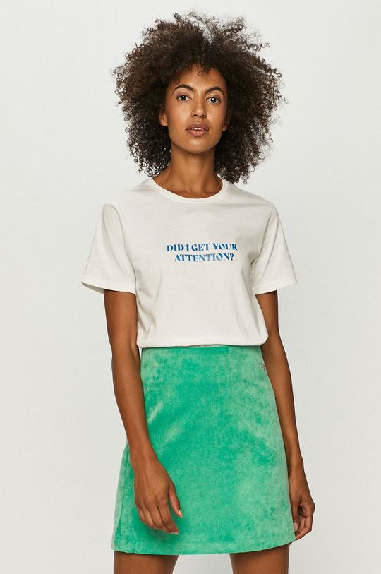 biały Local Heroes - T-shirt Damski