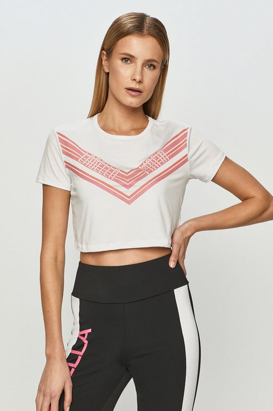 biały LaBellaMafia - T-shirt Damski