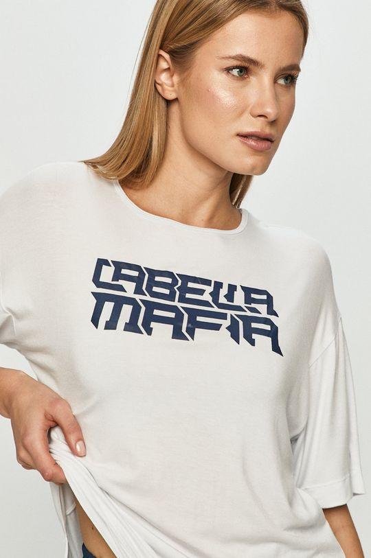 bílá LaBellaMafia - Tričko