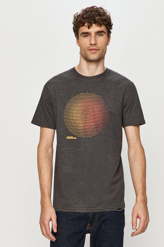 grafitová Volcom - Tričko