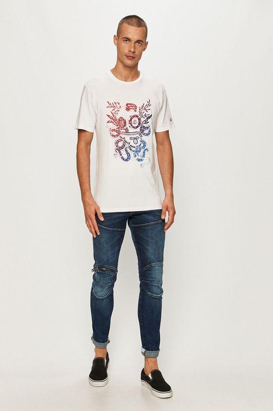 Volcom - Tričko biela