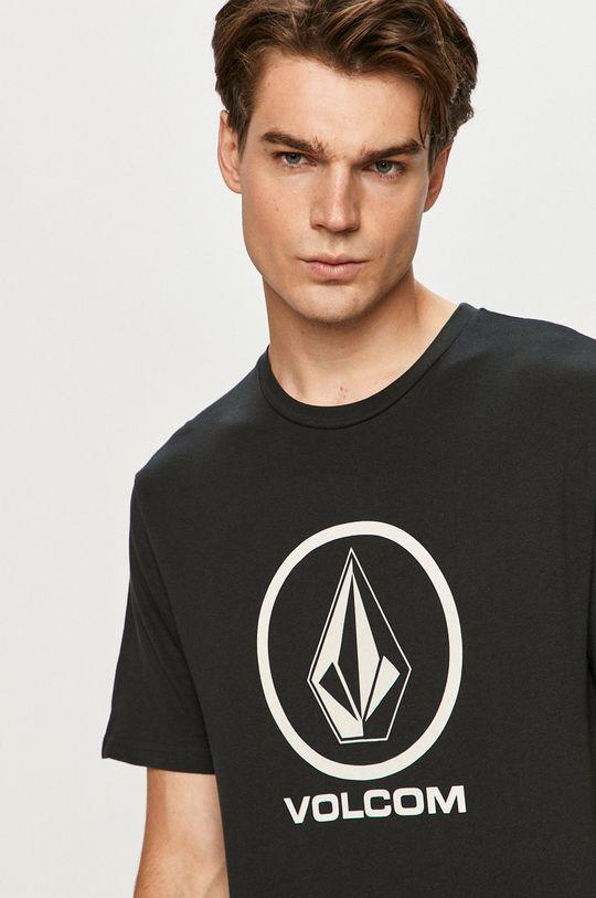 čierna Volcom - Tričko